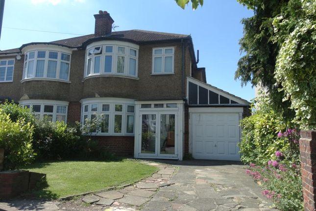Thumbnail Semi-detached house to rent in Bramerton Road, Beckenham
