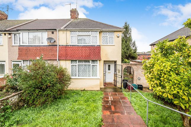Thumbnail Semi-detached house for sale in Abbey Road, Belvedere