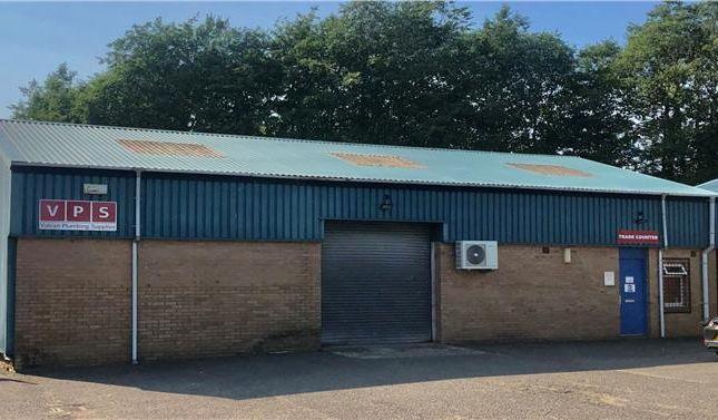 Thumbnail Industrial to let in Unit 16, Whitegates, Lenzie Road, Kirkintilloch, Glasgow