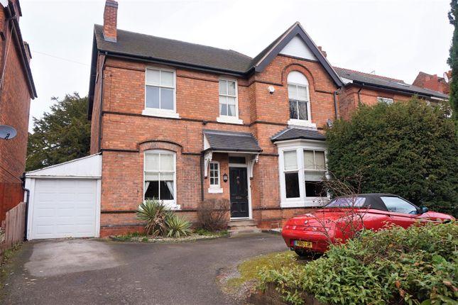 Thumbnail Detached house for sale in Arthur Road, Erdington, Birmingham