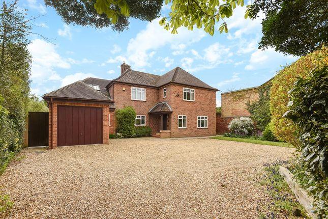 Thumbnail Property for sale in Huntingdon Road, Brampton, Huntingdon