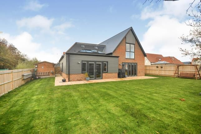 Thumbnail Detached house for sale in Crispin Close, New Romney
