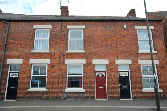 Thumbnail Terraced house for sale in Pottery Lane East, Chesterfield