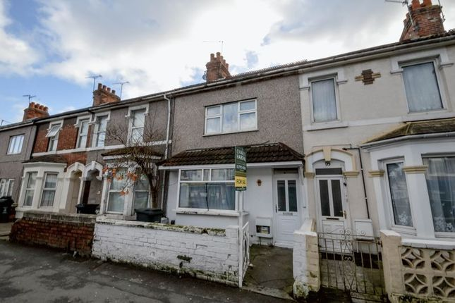 Thumbnail Terraced house for sale in Manchester Road, Swindon