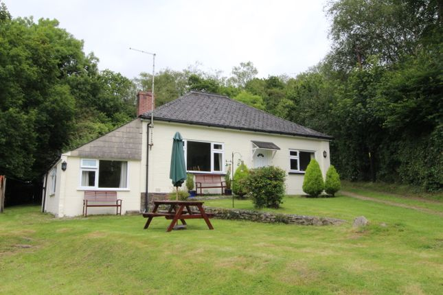 Thumbnail 3 bed detached bungalow to rent in Shaugh Prior, Plymouth