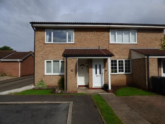 Thumbnail Flat for sale in Blenheim Court, Sandiacre, Nottingham