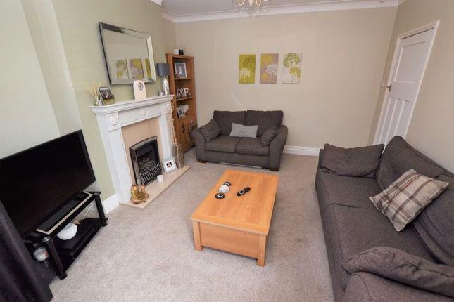 Lounge of Swaledale Gardens, High Heaton, Newcastle Upon Tyne NE7