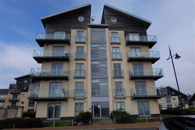 Thumbnail Flat for sale in Catalina House, Barry, Vale Of Glamorgan