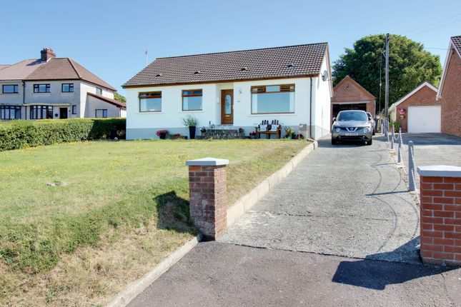 Thumbnail Detached bungalow for sale in Main Road, Portavogie