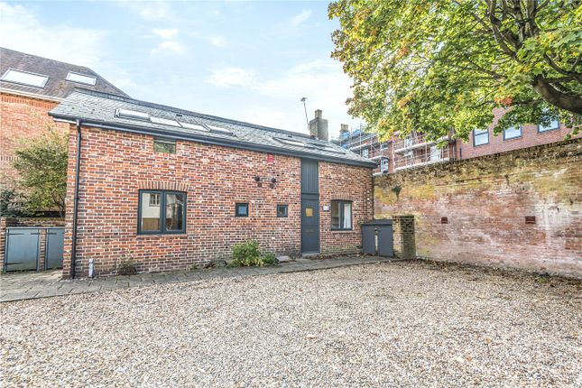 Thumbnail Terraced house to rent in St. Thomas Mews, St. Thomas Street, Winchester, Hampshire