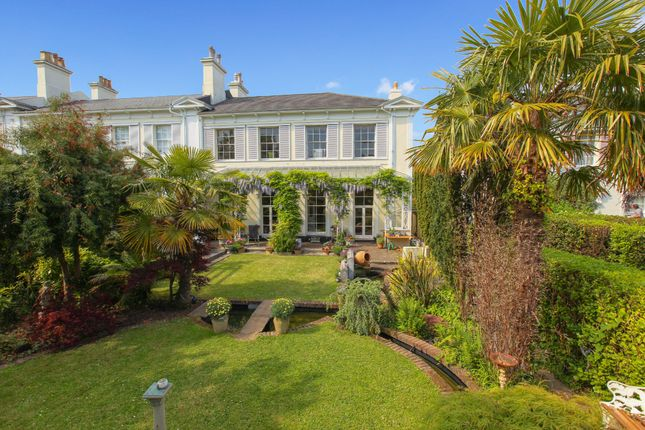 Thumbnail Town house for sale in Wellswood Park, Torquay