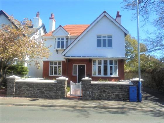 Thumbnail Detached house to rent in Sandford Villa, 8 Ballanard Road, Douglas