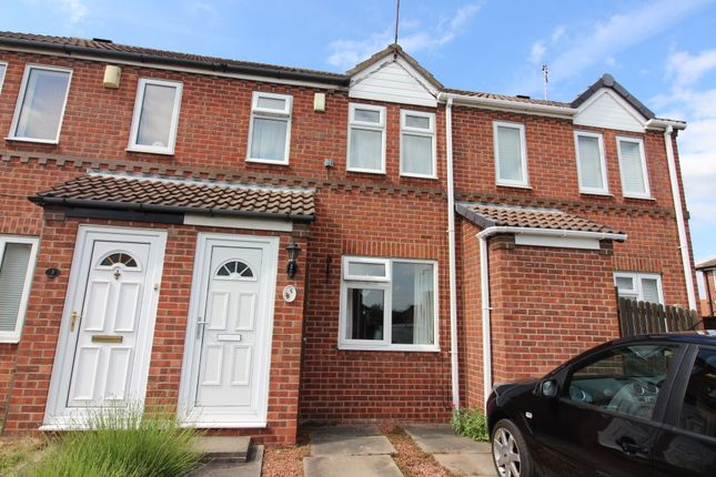 Thumbnail Town house to rent in Hoselett Field Road, Long Eaton
