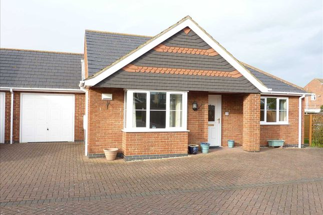 Thumbnail Detached bungalow for sale in Nursery Gardens, Holton-Le-Clay, Near Grimsby