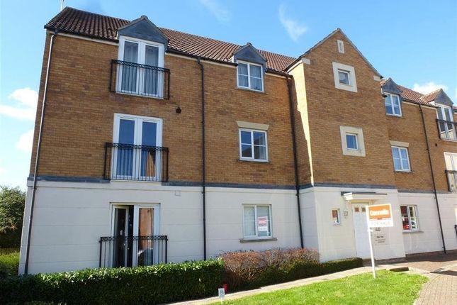 Thumbnail Flat to rent in Blease Close, Staverton, Trowbridge