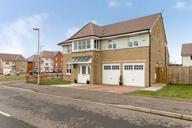 Thumbnail Detached house for sale in Foster Crescent, Troon, South Ayrshire, Scotland