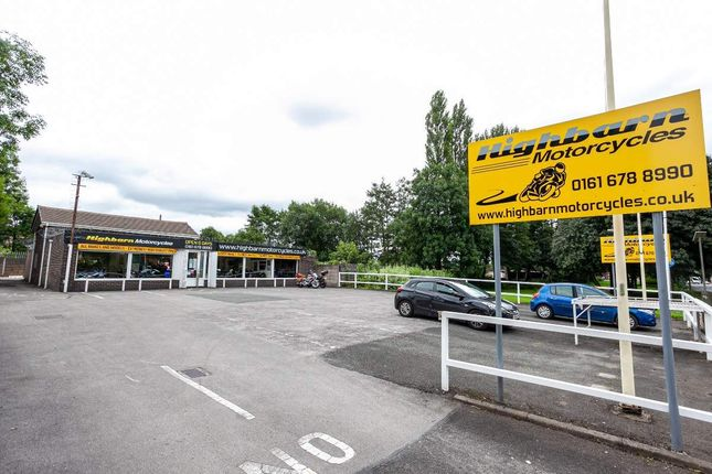 Thumbnail Commercial property for sale in Broadway, Chadderton, Oldham