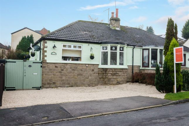 Thumbnail Semi-detached bungalow for sale in Hawkstone View, Guiseley, Leeds