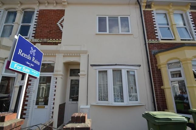Thumbnail Flat to rent in Belgravia Road, Portsmouth