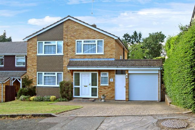 Thumbnail Detached house for sale in Folly Close, Radlett