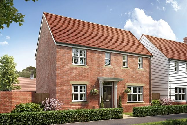 "3 bed detached house for sale in ""The Clayton"" at ""The Clayton"" At London Road, Stanway, Colchester CO3"