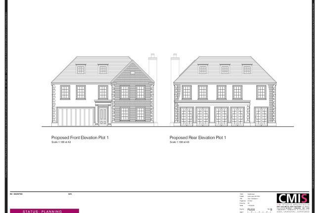 Thumbnail Detached house for sale in Loom Lane, Radlett