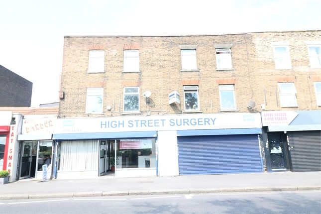 Thumbnail Flat to rent in 13A High Street, Cheshunt, Waltham Cross, Hertfordshire