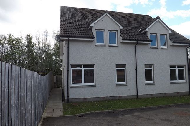 Thumbnail Semi-detached house for sale in Novar Road, Alness