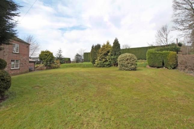 Thumbnail Detached house for sale in Church Lane, North Rode, Congleton, Cheshire