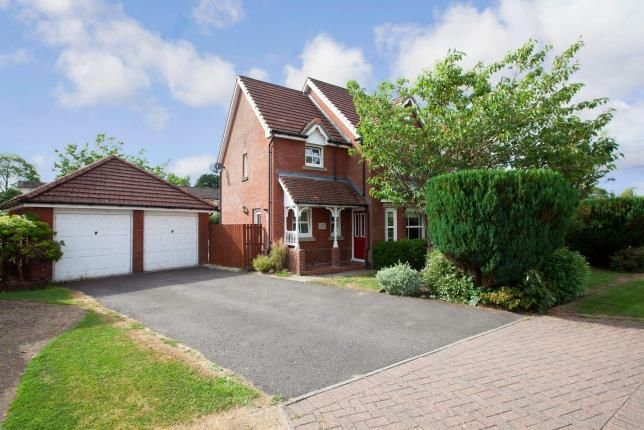 Thumbnail Detached house for sale in Darluith Park, Brookfield, Johnstone