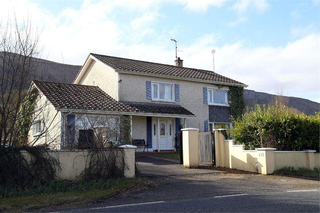 Thumbnail Detached house for sale in Lough Shore Road, Legg, Belleek, Enniskillen, County Fermanagh
