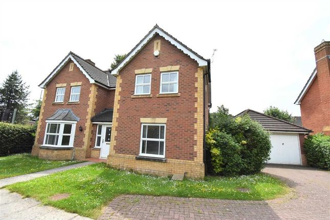 Thumbnail Detached house for sale in St. Lawrence Park, Chepstow