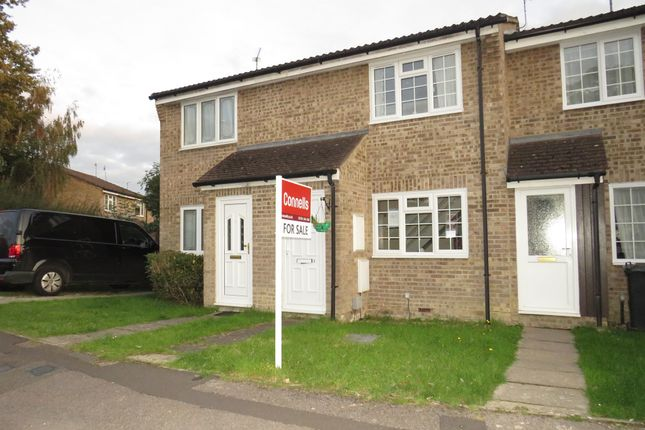 2 bed terraced house for sale in Birchwood, Chineham, Basingstoke RG24