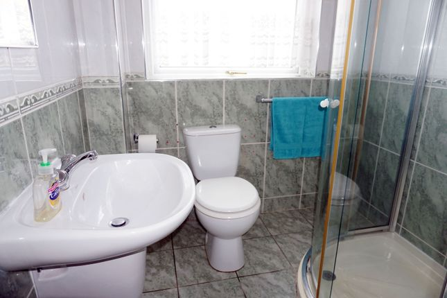 Shower Room of Dunedin Drive, Hairmyres, East Kilbride G75
