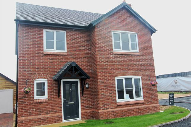 Thumbnail Detached house for sale in Plot 20 Hopton Park, Nesscliffe, Shrewsbury