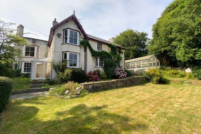 Thumbnail Detached house for sale in Trefaes, Cadnant Road, Menai Bridge