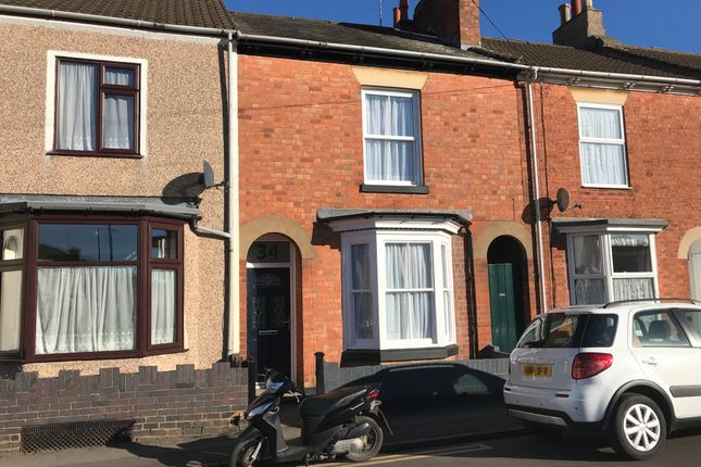Thumbnail Terraced house to rent in Bridget Street, Rugby