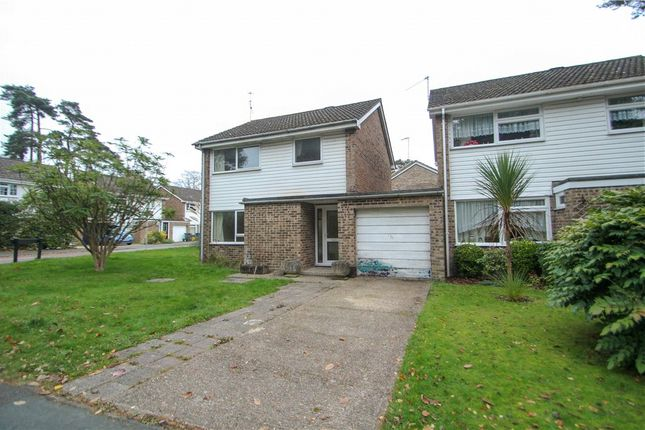 Thumbnail Detached house for sale in Martindale Avenue, Camberley, Surrey