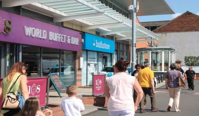 Thumbnail Retail premises to let in Unit 18 The Rushes Shopping Centre, The Rushes Shopping Centre, Loughborough