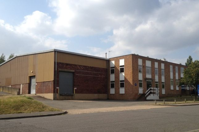 Industrial to let in High March, Daventry