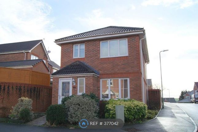 Thumbnail Detached house to rent in Underwood Place, Bridgend