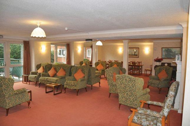 Communal Lounge of Homebank House, Birkenhead CH43
