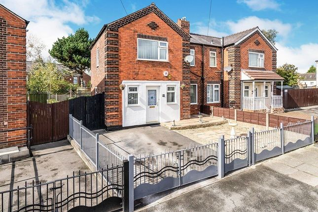 Thumbnail Semi-detached house to rent in Clively Avenue, Clifton, Swinton, Manchester