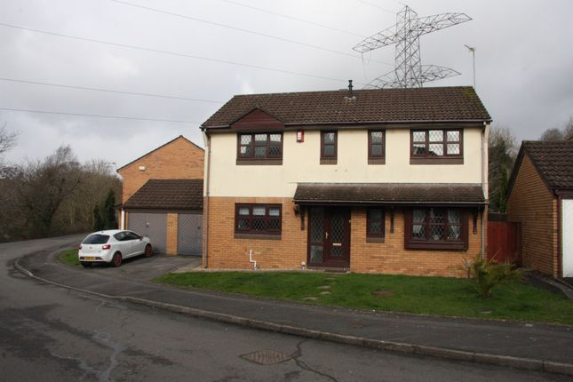Thumbnail Detached house for sale in Penydarren Drive, Whitchurch, Cardiff