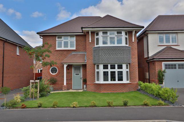 Thumbnail Detached house for sale in Barkston Heath Drive, Great Sankey, Warrington