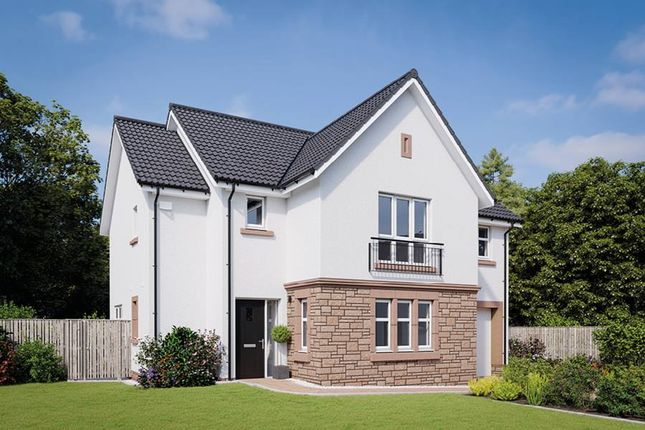 "Thumbnail Detached house for sale in ""The Cleland"" at Browncarrick Drive, Ayr"