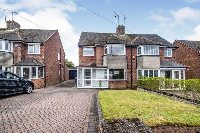 Semi-detached house for sale in Wimperis Way, Great Barr, Birmingham