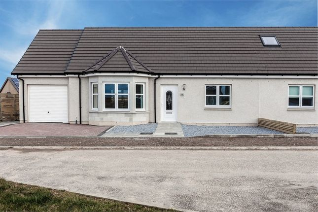 Thumbnail Semi-detached bungalow for sale in St Magnus Avenue, Sandhaven, Fraserburgh, Aberdeenshire