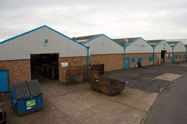 Thumbnail Light industrial for sale in Strawberry Lane Industrial Estate, Strawberry Lane, Willenhall