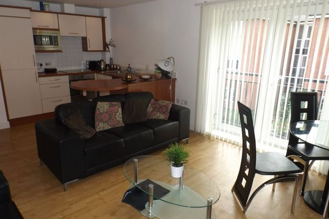 Thumbnail Flat for sale in Midland Road, Carlton, Nottingham